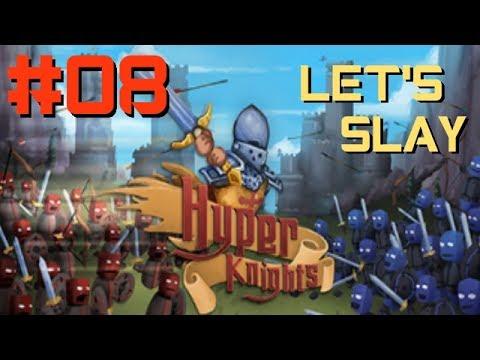 Hyper Knights: German Gameplay - Let's Slay vom Feinsten - Part #08