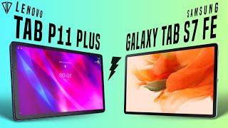 Lenovo Tab P11 Plus Vs Samsung Galaxy Tab S7 FE