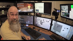 EVE Triple Monitor Setup - How To Play EVE on Multiple Monitors