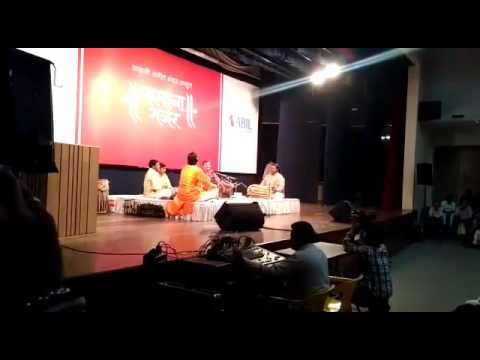 Pt. Shankarrao vairagkar... Goulan. Maz Krishna Beta a bai