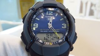 Casio HDC-600-2BVEF(Мужские часы Casio Collection HDC-600-2BVEF - в Украине, Харькове, Киеве http://watchmag.com.ua/chasyi-casio-collection-hdc-600-2bvef.html Дизайн ..., 2015-11-02T11:50:16.000Z)