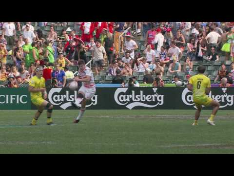 Seven stunning tries from Hong Kong Sevens 2017
