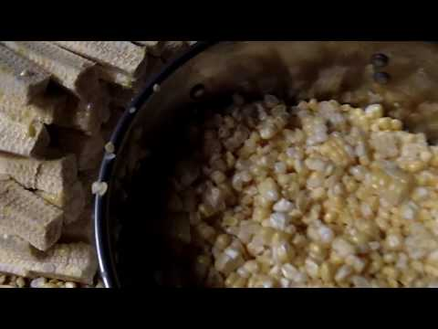 COOKING: CANNING CORN