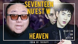 "Producer Reacts to Seventeen x NU'EST W ""Heaven"" Dance Practice mp3"