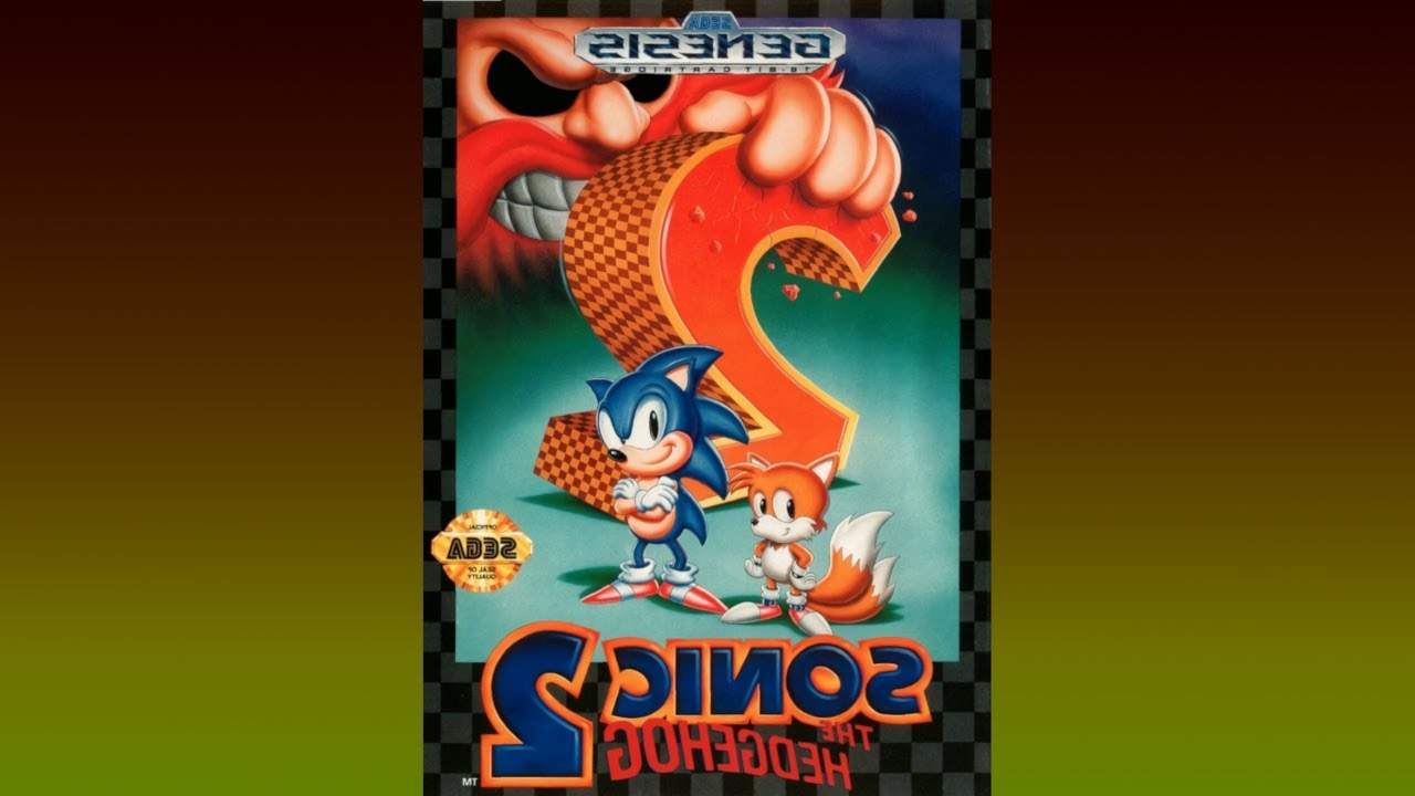 Download Sonic 2: Reversed Frequencies - Chemical Plant Zone
