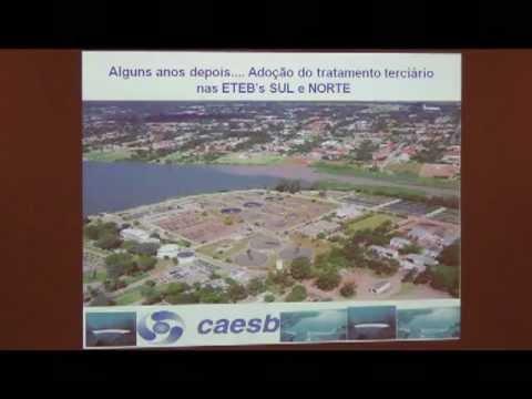 CAESB - 20 anos de tratamento de esgotos em Brasília - SEMINÁRIO 10 ANOS ROTARIA DO BRASIL
