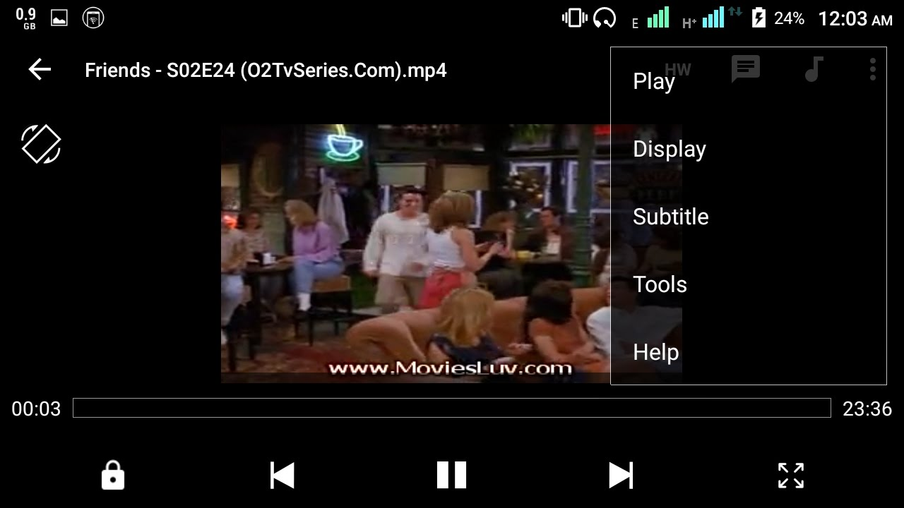 download movie player with subtitles