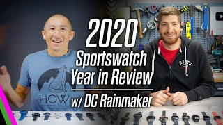 2020 Sportswatch Year In Review w/ DC Rainmaker