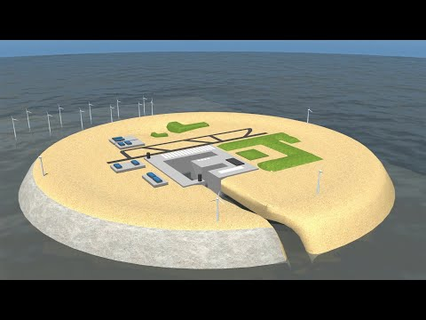 Dutch company plans to build world's largest offshore wind farm