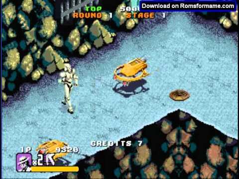 moonwalker arcade rom