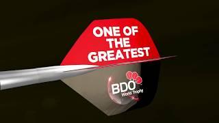 BDO  World Darts Trophy 2018 30 May to June 3