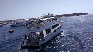 Экскурсия на остров Тиран. Дайвинг в Шарм Эль Шейхе