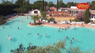 Parc Aquatique - Camping Yelloh! Village La Petite Camargue à Aigues-Mortes - Languedoc-Roussillon