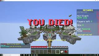 SkyWars ( isnt this Funny? )