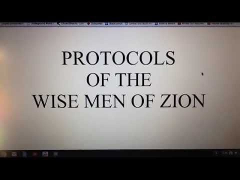 "kingdrop 2016 | Protocols of the Wise Men of Zion (Sion), Battle to Destroy ""Cattle"""