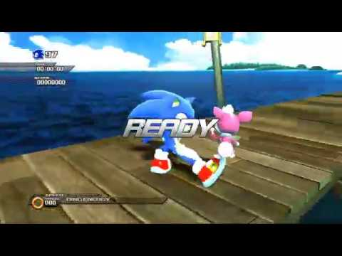 Sonic Unleashed Jungle Joyride Act 1 - Xenia  [60FPS]