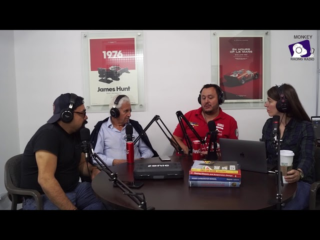 MONKEY RACING RADIO #017 ESPECIAL LOS PÉREZ