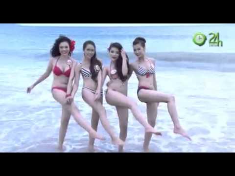 Bikini hoa hậu biển - Bikini hoa hậu 2012