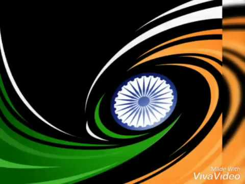 Vande Mataram Instrumental Cover By Abhilash - Tribute To The Indian Army