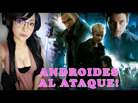 Androides al Ataque Detroit: Become Human | Viryd in the mirror