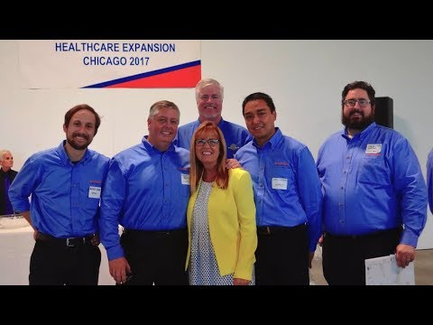 Nypro Chicago Site Expansion Event