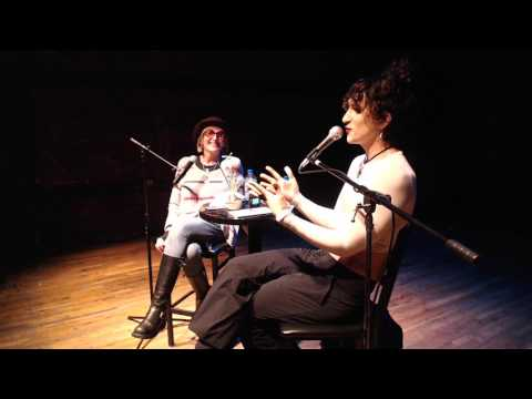 Kate Bornstein in Conversation at La MaMa's Squirts 2017