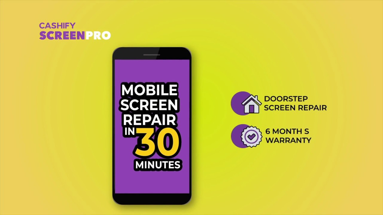 Image result for screenpro cashify