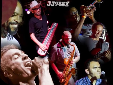 The Sweetest Thing   JJ Grey   Mofro