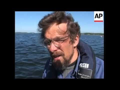Viking ship plans to sail from Denmark to Ireland