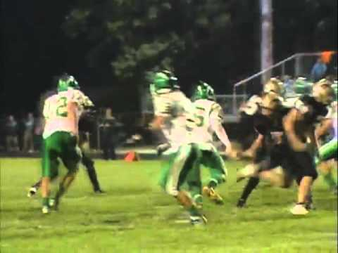 EASTSIDE VS CHURUBUSCO HIGH SCHOOL FOOTBALL