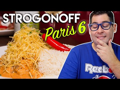 Delivery PARIS 6: vale a pena?