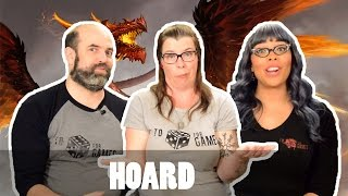 Game Play Overview and Review: Hoard - To Die For Games