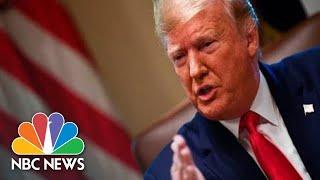 Listen Live: Second Circuit Court Of Appeals Hears Trump Financial Records Case   NBC News