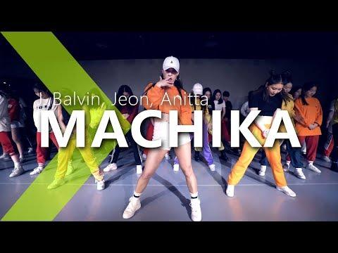 J. Balvin, Jeon, Anitta - Machika / JaneKim Choreography.