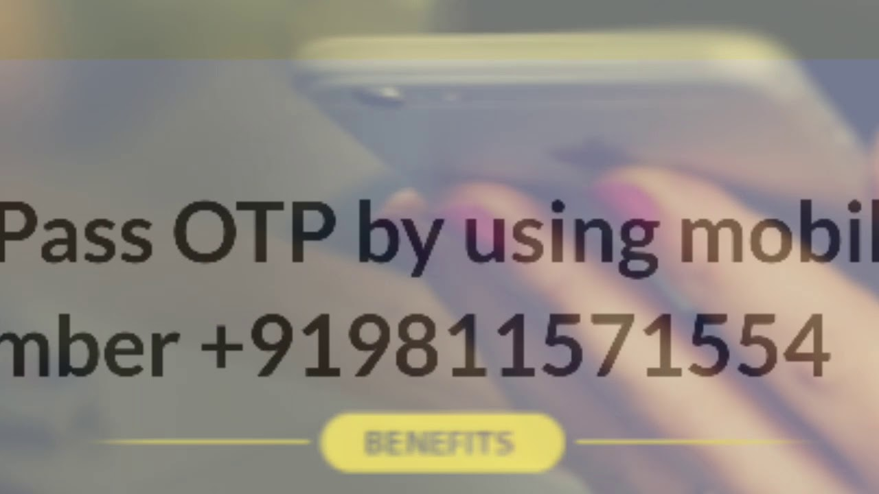 Bypass OTP by Indian mobile number
