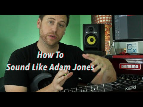 How To Sound Like Adam Jones
