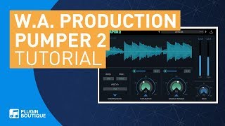 pumper 2 by wa production bigger punchier drums tutorial