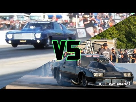 Street Outlaws SHOWDOWN – KYE KELLEY vs DOC Grudge Race!