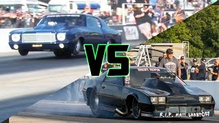 Street Outlaws SHOWDOWN - KYE KELLEY vs DOC Grudge Race!