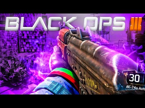 ¡MI PRIMERA VEZ CON LA NUEVA AK74U DE BLACK OPS 3!