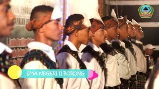 Amazing Lagu Tior Laku Kala Rana SMAN 2 Borong
