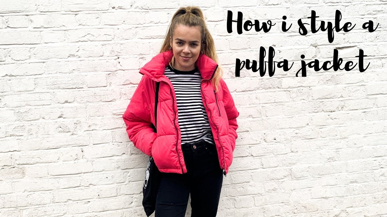 [VIDEO] - winter lookbook (how i style a puffa jacket) | phoebe stallan 2
