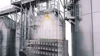 видео Зернохранилища – элеваторы