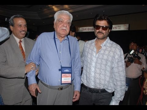 Anil Kapoor's Father Surinder Kapoor Passes Away - YouTube