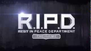 R.I.P.D.: The Game Trailer   R.I.P.D.: Призрачный патруль