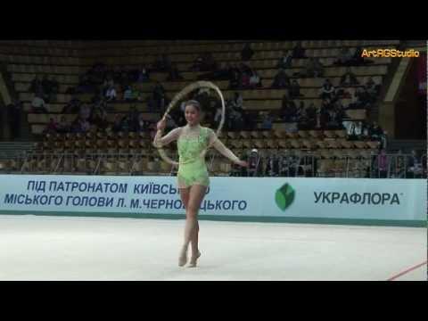 "SCHEFFER Ana Paula (BRA) Hoop - 2008 World Cup Kiev ""Deriugina Cup"" 2008-03-21 - HD1080"