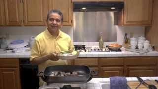 Cooking Camarones A La Diabla (shrimp In Very Hot Salsa)