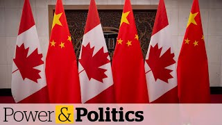 China lodges complaint with Canada over Trudeau's comments