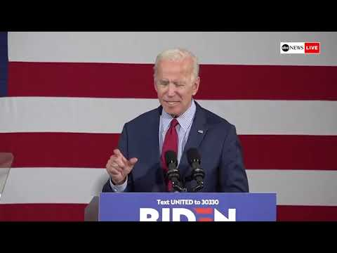 What a Head Scratcher: Biden Lectures Crowd About Not Getting 'Do-Overs When It Comes to National Security'