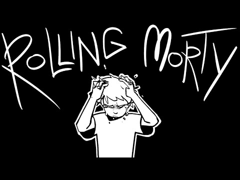 Rolling Morty - [Rick and Morty music vid]